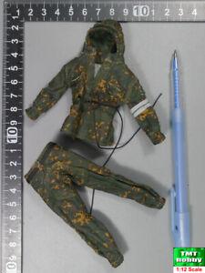 1:12 Scale Crazy Figure LW009 Russian Alpha SF Sniper - Camo Smock & Pants