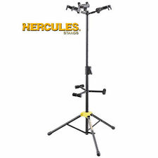 Hercules GS432B Auto Grab Triple Guitar Stand