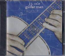 J.J. CALE : GUITAR MAN / CD - NEU