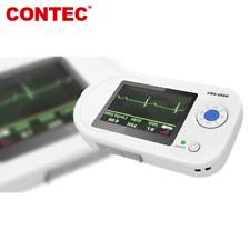 Multi-functional Visual Stethscope,heart rate,SpO2,pulse rate,pulse waveform
