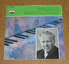 LP Record Beethoven Edwin Fischer Piano Furtwängler E 90048