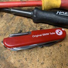 BMW M Pocket Knife Multi-Tool M3 M5 alpina hartge dinan 325i 3.0 e21 z3 E9 e39