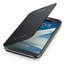 Metallic Mobile Phone Flip Cases for Samsung Galaxy Note