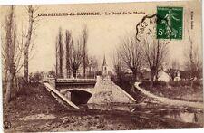 CPA  Corbeilles - du- Gatinais -Le Pont de la Motte    (227955)