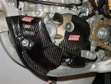 Lightspeed Carbon Fiber Engine Case Guard Honda CRF250R MX Dirt Bike Motocross