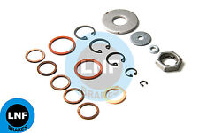 MERCEDES BENZ R121 190SL ATE T50 BRAKE BOOSTER 17-PIECE REPAIR KIT WASHERS NUTS