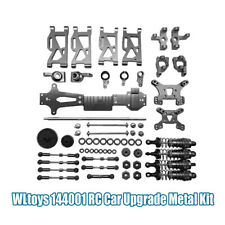 1:14 WLtoys 144001 RC Car Upgrade Metal Kit Arms Drive Shaft Accessories