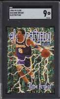 1998-99 FLEER ELECTRIFYING KOBE BRYANT SGC 9