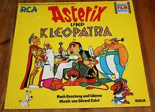 LP: Asterix und Kleopatra auf RCA