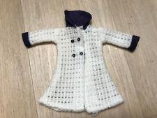 Crotchet jacket fits Barbie, Sindy, Fleur, Petra etc dolls
