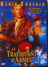 DVD LE TRAFIQUANT D'ARMES - Kevin COSTNER / Sara BOSTFORD