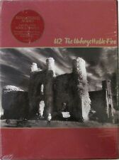 U2 BOX 2 CD + DVD THE UNFORGETTABLE FIRE - NEUF - SEALED !!!