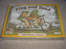New Factory Sealed Frog and Toad Adventure Game Briarpatch