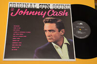 JOHNNY CASH LP ORIGINAL SUN SOUND ITALY 2002 NM ! 180g AUDIOFILI GET BACK !!