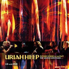 Uriah Heep - Future Echoes Of The Past (2CD+DVD Digipak)