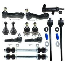 13Pieces Suspension Ball Joint Pitman Idler Arms Set for Hummer H2 2003-2007