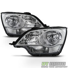2008 2010 Saturn Vue 12 14 Chevy Captiva Sport Headlights Headlamps Left Right Fits