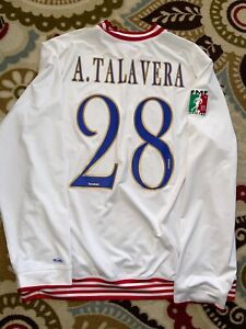 Jersey Chivas Centenario GoalKeeper Alfredo Talavera #28 Authentic By Reebok.