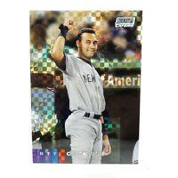 2020 Stadium Club Chrome Derek Jeter Xfractor  #302 SP New York Yankees