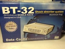 """BT-32 HDD IDE 2.5"""", 3.5"""" Hard Drive Mobile Rack for 5.25""""Bay w/fan and keys NEW"""