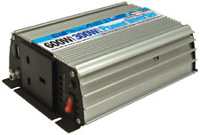 300W Main to In Car Power Inverter 230V AC - 12V DC With USB Port