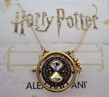 Alex and Ani Harry Potter Time Turner Spinner Expandable Necklace Hermoine