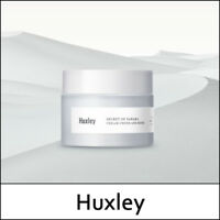 [Huxley] Secret Of Sahara Cream Fresh And More 50ml / Korea Cosmetic / (셋)