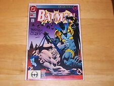 Batman #500 Signed by Terry Austin