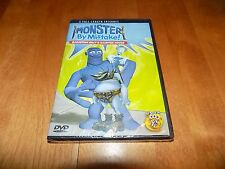 MONSTER BY MISTAKE BADGERING BILLY & HAUNTED HOUSE 2 Episode YTV DVD SEALED NEW