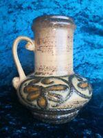 Vintage East German Strehla Veb Vase