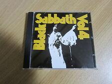 BLACK SABBATH - Vol 4 Korea CD No Barcode 1992