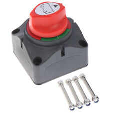 Dual Battery Selector Switch Disconnect for Marine Boat Rv Vehicles 1-2-Both- SE