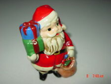 Vintage Ardco Santa Clause Bank Money Composition c-1973 Christmas Xmas Holiday