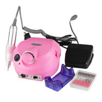 30000RPM Manicure Pedicure Electric Drill File Nail Art Pen Machine Set Kit Tool