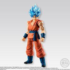 Super Saiyan God Goku Dragon Ball Shodo 2 Dragon Ball Super Figure