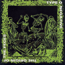 TYPE O NEGATIVE - THE ORIGIN OF THE FECES (CD EDIT 1994)