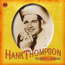 Hank Thompson - The Essential Recordings (NEW 2CD)