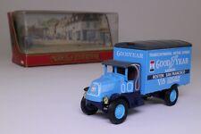 Models of Yesteryear Y-33; 1930 Mack AC Box Van, Good Year; Excellent Boxed