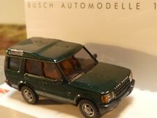 1/87 Busch Land Rover Discovery grün 51901