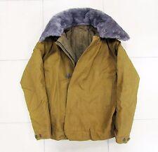 Genuine Russian Soviet Army Winter Uniform Jacket for Tankman Afghanka. New!
