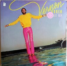 VINILE LP 33 GIRI RPM VERNON BURCH GET UP CCLP 2009 USA 1979