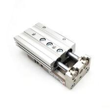 H● SMC MXQ25A-40Z Pneumatic slide cylinder New.