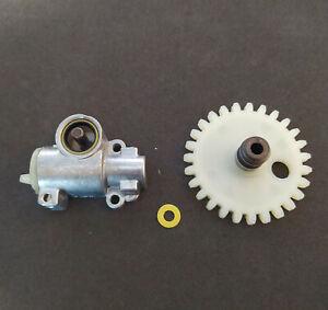 Ölpumpe Antrieb Ölschnecke für Stihl 028 AV Super