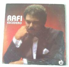 Rafi Escudero Sin Tu Amor DISCOS PRE 103 LP VG #2529