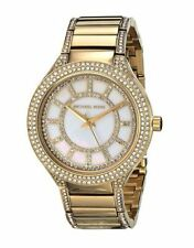 Michael Kors Adult Wristwatches with 12-Hour Dial