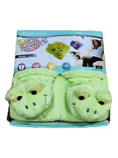 Health Touch Green frog light foot massager  One Size Fit Most Youth Or Adult