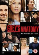 , Grey's Anatomy - Season 1 [DVD], Like New, DVD
