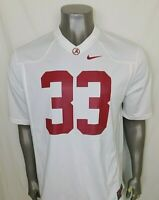 Alabama Crimson Tide Nike Men's Game Team Replica Football Jersey NEW