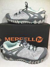 Merrell Womens Size 8 All Out Blaze Aero Sport Vapor Athletic Shoes ZD-98