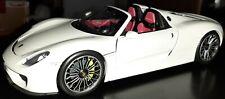 Minichamps / PMA Porsche 918 Spyder/  1:18 / White